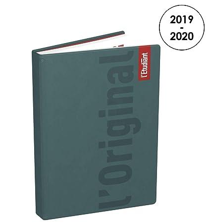 LÉTUDIANT - Agenda diaria 2019 - 2020 de agosto a julio - 1 día ...