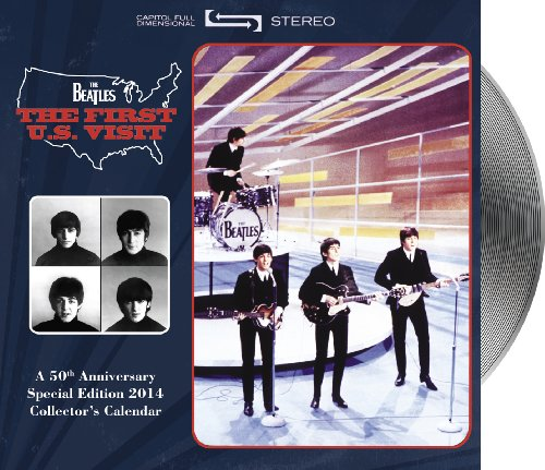 [D0wnl0ad] 2014 The Beatles Special Edition Wall Calendar T.X.T