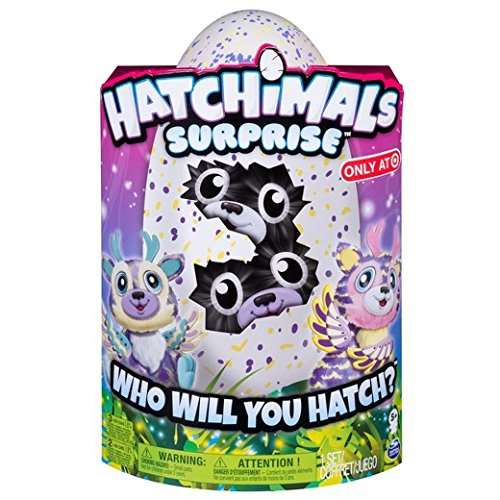 Hatchimals Surprise  Deeriole  Hatching Egg with Surprise Twin Interactive Hatchimal