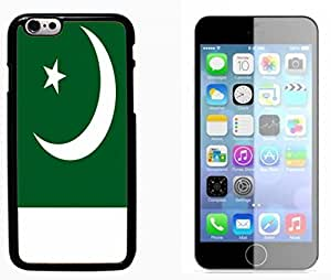 flag of Paraguay Hard Plastic and Aluminum Back Case FOR Apple iPhone 6 6G 4.7