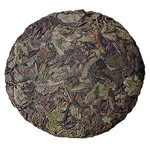2006 Yunnan Gold Leaf Puerh Tea Cake Large Leafed Puerh Tea Aged Tea 357g