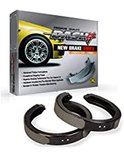 Dash4 B784 Bonded Style Brake Shoes