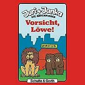 Vorsicht, Löwe! (Juri und Janka - Die Bärenkinder 4) | Stephanie Schäfer, Tim Thomas