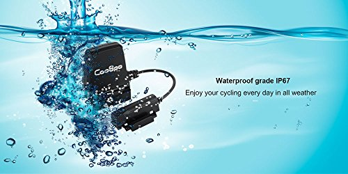 Bluetooth 4.0 & Ant+ Coospo Smart Wireless Waterproof Fitness Tracker Bike Speed Cadence Sensor by CooSpo (Image #3)
