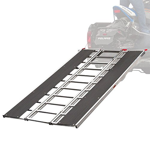 Black Ice SNO-9454-HDXW Snowmobile Loading Ramp