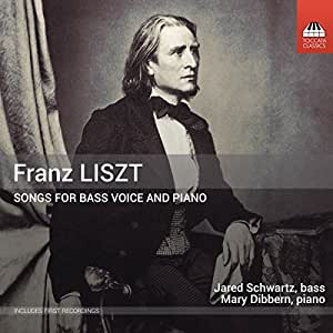 Songs for Bass Voice and Piano