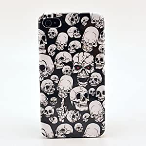 get Cool Skull Red Eye Pattern Hard Case for iPhone 4/4s