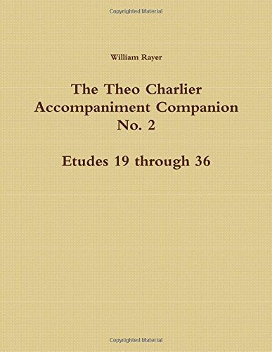 Read Online The Theo Charlier Accompaniment Companion No. 2 PDF