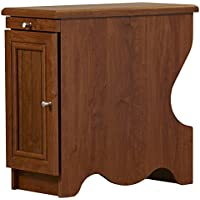 Charlton Home Crosskennan End Table, Wooden Side Table