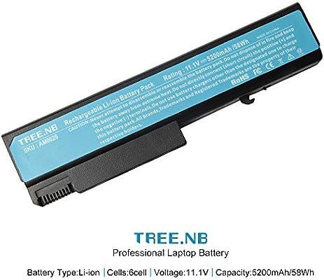 NB Batería del ordenador portátil para Business Notebook 6535B HP EliteBook 6930p 8440p 8440w Compaq 6500b 6530b 6535b 6730b 6735b ProBook 6440b 6450b 6540b ...