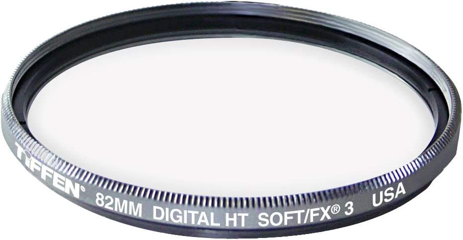 Tiffen 82HTSFX3 82MM Digital HT Soft FX 3 Titanium Filter