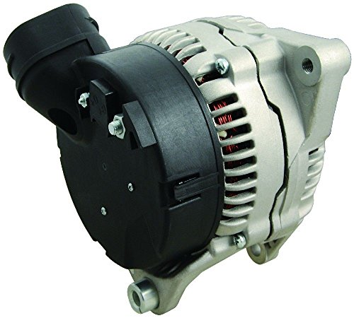 New Alternator Audi-A6 Quattro, 1995-1997, 2.8L, V4 A5T22997, 334-1976, 334-1977
