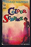 Colour Scheme, Ngaio Marsh, 0425038599