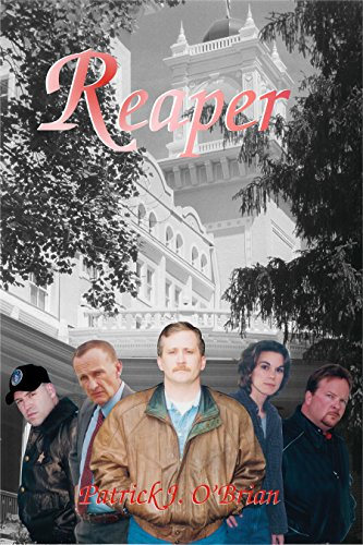 Reaper (West Baden Murders Trilogy Book 1) by [O'Brian, Patrick J.]