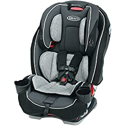 Graco SlimFit All-in-One Convertible Car Seat, Darcie, One Size