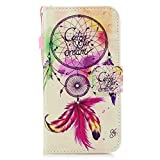 LindaCase iPhone 6 Phone case, Design Mobile Cover for iPhone6[with Free Tempered Glass Screen Protector]