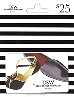 DSW Gift Card $25 (B00BXLTLE6) | Amazon price tracker / tracking, Amazon price history charts, Amazon price watches, Amazon price drop alerts
