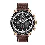 Citizen Promaster Skyhawk A-T Eco-Drive Movement Black Dial Men's Watch JY8076-07E
