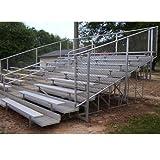 VIP Bleacher 10 Row/140 Seat/21'-Fence