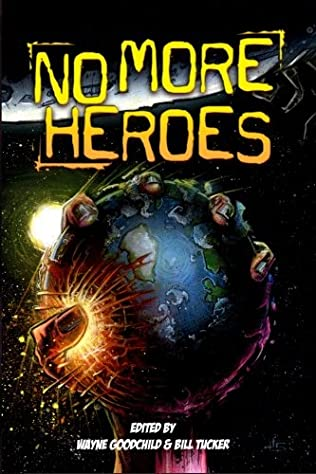book cover of No More Heroes