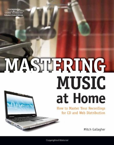 Mastering Music at Home by Artistpro