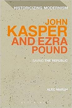 Descargar Libros Ebook John Kasper And Ezra Pound De Epub