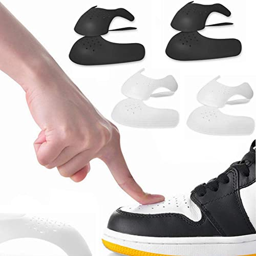 : 4 Pair Plastic Sneaker Shields Shoes Protective