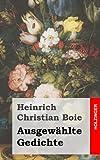 Ausgewählte Gedichte, Heinrich Christian Boie, 1482334925