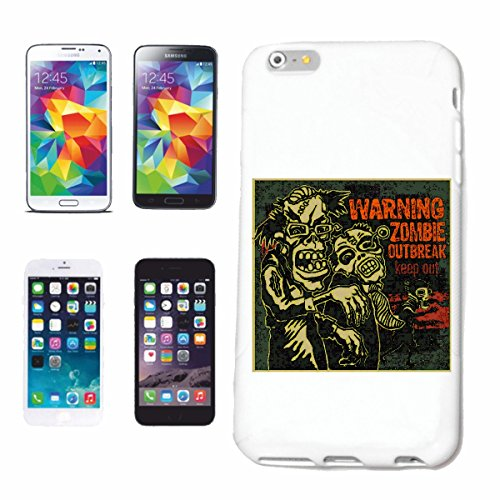 "cas de téléphone iPhone 7 ""ZOMBIE OUTBREAK BIOHAZARD GARDER HORS BIKER SHIRT MARCHE ZOMBIE MOTO CLUB DEAD GOTHIC CHOPPER DIXON BAND SHIRT"" Hard Case Cover Téléphone Covers Smart Cover pour Apple iPhon"