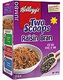 Kellogg's Two Scoops Raisin Bran, 1150 Gram