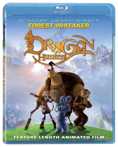 Dragon Hunters [Blu-ray] for $<!--$14.99-->
