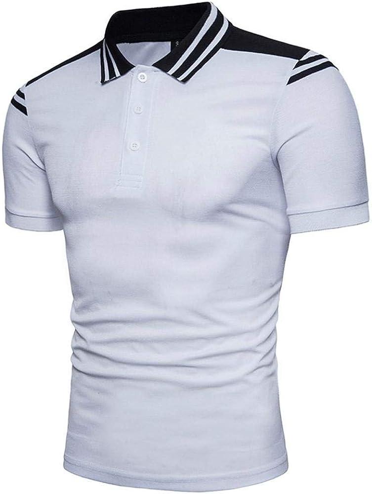 Camisa De Manga Simple Hombre Camisa para De Estilo Corta Hombre para Hombre Camisa De Manga