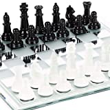 Canal Street Glass Chess Set