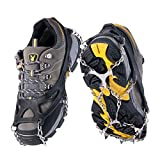 OuterStar Traction Cleats Ice Snow Grips Anti Slip...