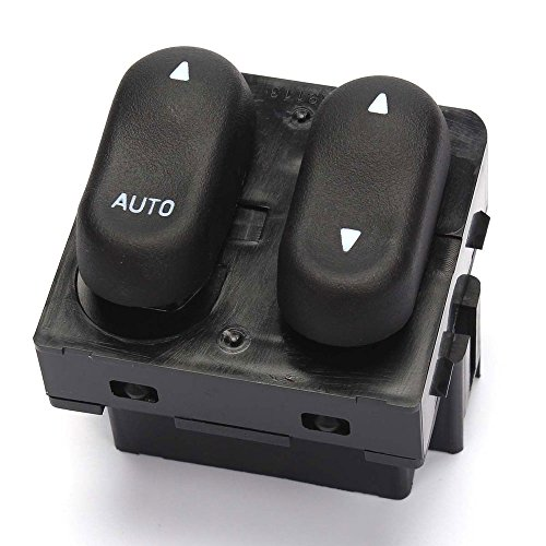 SUNROAD Electric Power Window Lifter Mirror Master Control Console Switch for Ford 1999 2000 2001 2002 F-150 F-250 & 2001 2002 Lobo