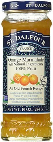 St. Dalfour Deluxe Orange Marmalade 10-Oz (Pack of 6)