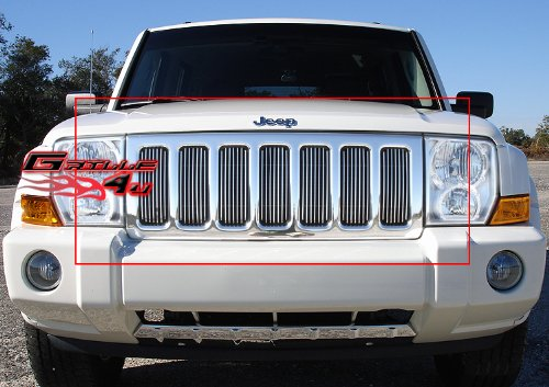 jeep commander grill - 1