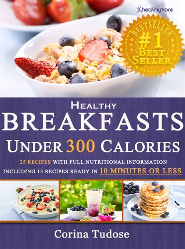 Quick Fix Healthy Breakfasts Under 300 Calories That Keep You
