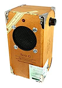 Cigar Box Amplifier KIT with Wooden Cigar Box, Hardware and How-To Guide!