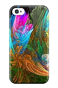 High Quality Beautiful Bouquet Case For Iphone 4/4s / Perfect Case