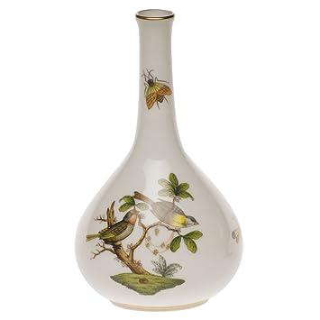 Amazon Herend Rothschild Bird Bud Vase Decorative Vases