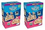 Rice Krispies Treats 36ct Variety Pack Cookies 'n Creme & Birthday Cake, 28 Oz, 36 Ct (Pack of 2)