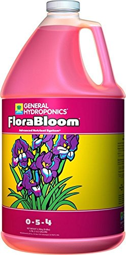 General Hydroponics FloraBloom, 1 Gallon by General Hydroponics