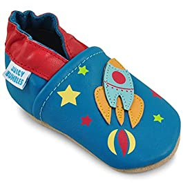 Baby Shoes with Soft Sole – Baby Girl Shoes – Baby Boy Shoes – Leather Toddler Shoes – Baby Walking Shoes