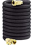 AndBird New 50 Feet Natural Double-Layer Hose,Expandable and Wear-Resistant-Storage Bag for Easy Carrying.