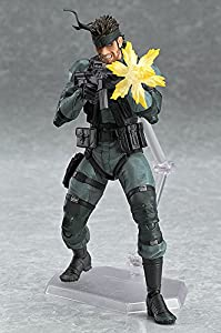 figma METAL GEAR SOLID2: SONS OF LIBERTY ソリッド・スネーク