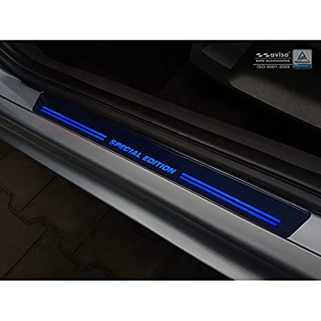 check-out f57d1 b1c85 AutoStyle 2/28306 Universale BATTITACCO LED Illuminazione ...