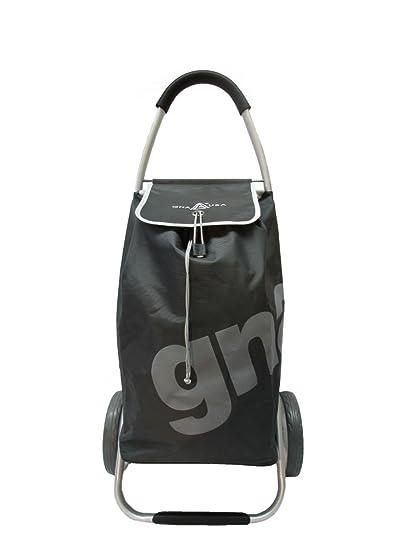 1d5bca21f589 GNA Heavy Duty Aluminum Shopping Trolley