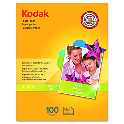 Kodak Photo Paper (1 Roll Photo Paper)