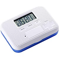 Abracing Mini Pillola Box Funda Electrónica Timer Despertador